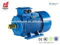 tres de fase del motor de inducción eléctrico de tipo motor generador de