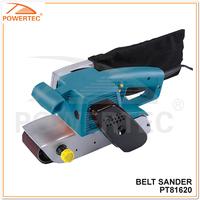 Powertec 76x610mm 850W Belt Sander, Electric Power Tools