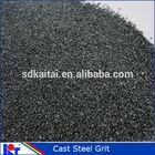 metal abrasive steel grit G40\0.7mm for derusting