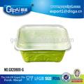 Quadrados de plástico descartáveis tirar bento caixa, eco friendly descartáveis bento caixa