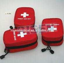 Hot sale mini Medical bag samll first aid for travel