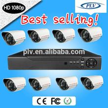 Best price 1080P HD SDI video surveillance kit, security camera 8 channel cctv kit