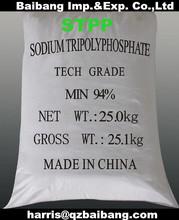 Sodium Tripolyphosphate,SHMP/OXALIC ACID/THIOUREA