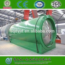 Waste Engine Oil Distillation Equipment Refining Waste Oil To Diesel 10TON