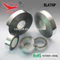 Hot!!!!! Base de solvente adesivo auto folha de alumínio da fita, podemos rolo jumbo
