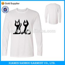 Wholesale Custom Long Sleeve Shirts High Quality For Man Low MOQ