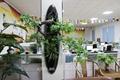 2014 vente chaude prix usine artificielle vert mur pour décoratif