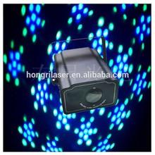 sound control led mini flower effect light equipment for nightclub
