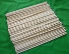 whith birch wooden stick