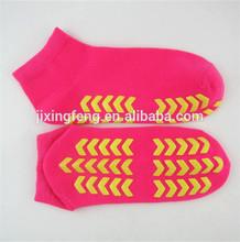 acrylic boys non slip socks