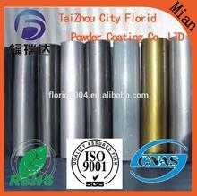 Powder Coated thermosetting powder coating for lampstandar electrostatic spray coated