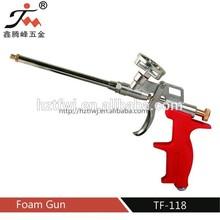 China foam injector/9mm foam handle gun