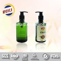 New design empty body lotion bottle, salon bottles, spa hotel bottles