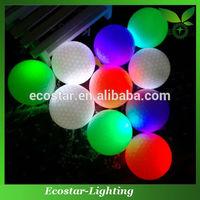 Cheap LED Golf Balls Luminous LED Golf Ball