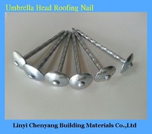 Widely Use Zinc Roofing Nails In Rigid Quality Procedures (China Factory)