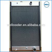 R220-5 radiator for Hyundai excavator,oil cooler,intercooler