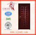 de lujo moderno pintado interior puerta de madera