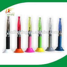 colored battery powered rotating display stand high quality metal e cig display stand fashionable display stand