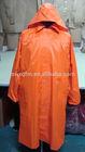heavy duty long raincoat long rain jacket