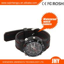 Waterproof HD CAM Watch Camera 720x480 Digital Video Mini Camcorder Recorder HD DV DVR camera watch manual