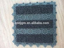 aluminum & carpet entrance matting for mall