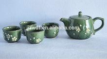 hot sale Chinese style 7pcs ceramic tea set,factory directly