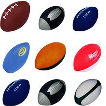 PU foam PU rugby ball PU brown toy rugby ball pressure