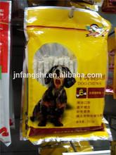 dog food packing/aluminum dog food bag/tear up best quality food packing
