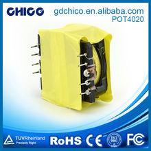 POT4020 best price dual output kva transformer