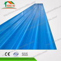 Good Corrosion Resistance Corrugated Plastic Roof Panels