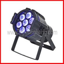 4 in 1*7pcs 10W rgbw DMX stage light mixer
