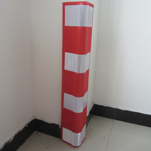 800*100*100*8mm round angle EVA wall corner protector,EVA corner guard with many colors used in parking lot