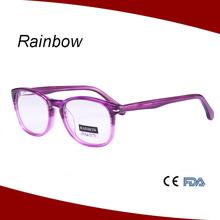 High quality new arrival 2014 latest fashion design acetate optical frames