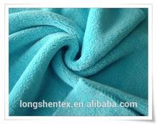 wholesale 100% polyester coral velvet fabric for children
