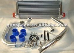 Car Aluminum Intercooler kits for Nissan Skyline R32 R33 R34 RB25DET