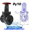 China manufacturer supply casting russia gate valve 30ch6br