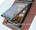 Nuevo diseño de claraboyas motorizadas de marco de aluminio