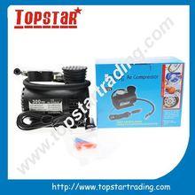 Portable electrical car air pump dc