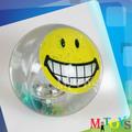 كثير من الاحجام 2014 منتجات جديدة tpu كرات الماء صور وجه سعيد