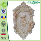 """28"""" Mary Hand Baby Wall Plaque for Decor."""