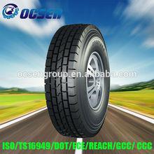 china best selling tubed 10.00R20 adjustable inflation pressure tire