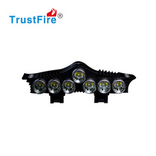 TrusrFire 2014 New Model Bicycle Light,D013 3200Lm XM-L2 Led Bicycle Light Super Light Bike