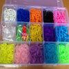 2014 Crazy hot selling colorful crazy loom watch /loom bracelet kit loom band kit