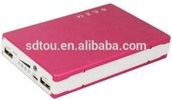 new online oem legoo portable power bank, universal external portable charger power bank