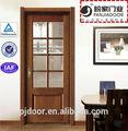 Modelos de portas janela de madeira para bathroom-wpj14-065