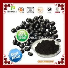 Factory supply 100% Pure Natural Black Bean Peel Extract powder