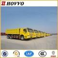 Professionnel fabricants meilleur prix SINOTRUK HOWO 336HP 6 x 4 minière camion