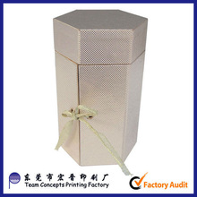 Made In China Custom Branded Round Cardboard Gift Box