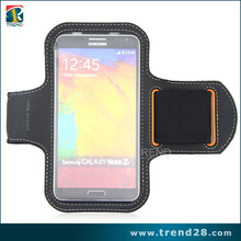 Factory price wholesale running armband for samsung galaxy note 3