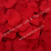 artificial flower petals for valentine/ flower petal